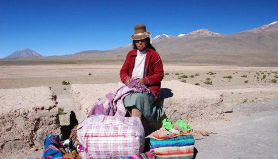 Peuple chipaya en Bolivie