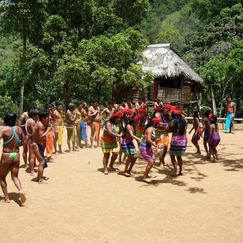 Embera Danse