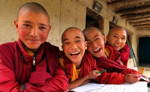 Enfants Thai