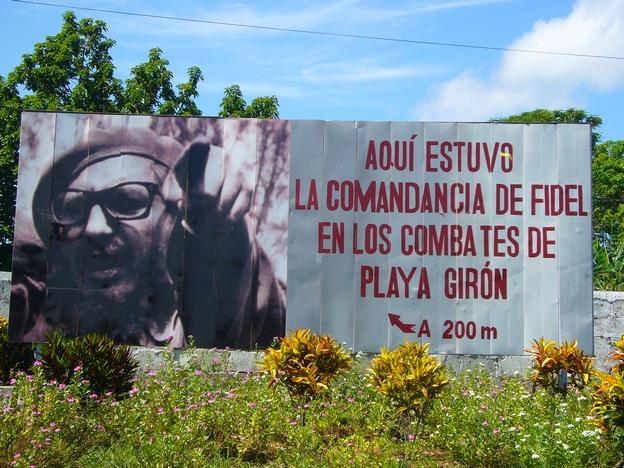 Cuba Baie des Cochons