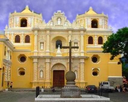Eglise de la Merced Antigua Guatemala