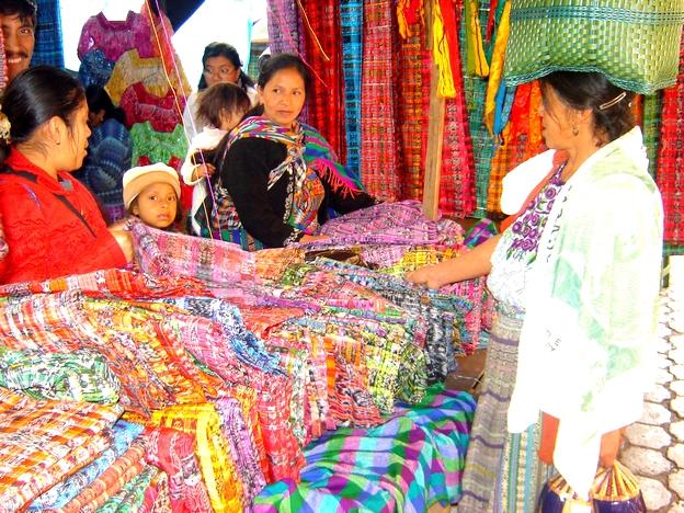 voyage guatemala marché de san francisco el alto quetzaltenango