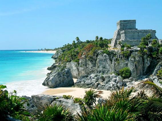 tulum yucatan mexique