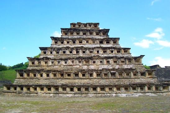 El Tajin Mexique