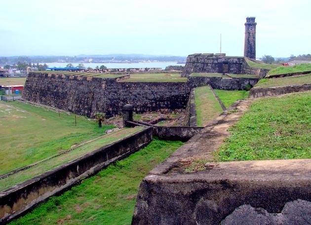 voyage sri lanka, fort Galle
