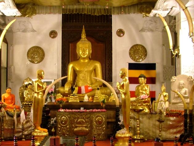 voyage sri lanka, kandy, temple de la dent
