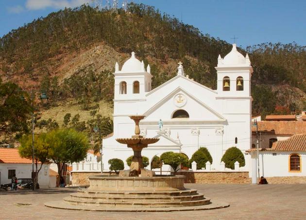monastère de la recoleta, sucre, bolivie