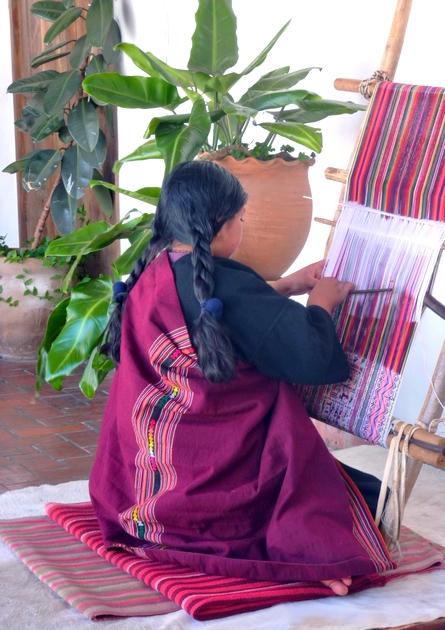musée du textile, sucre, bolivie