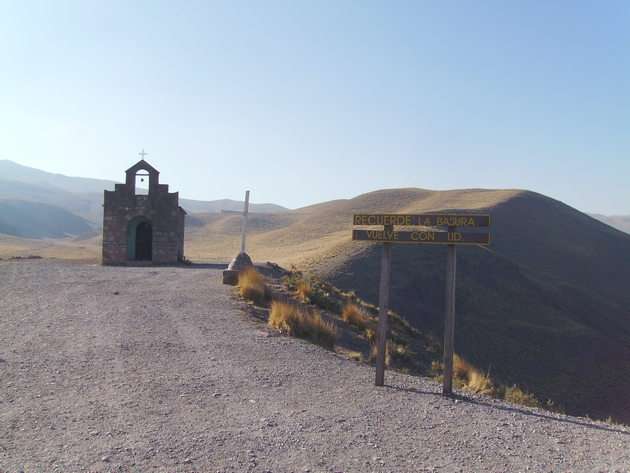 voyage argentine, piedra del molino