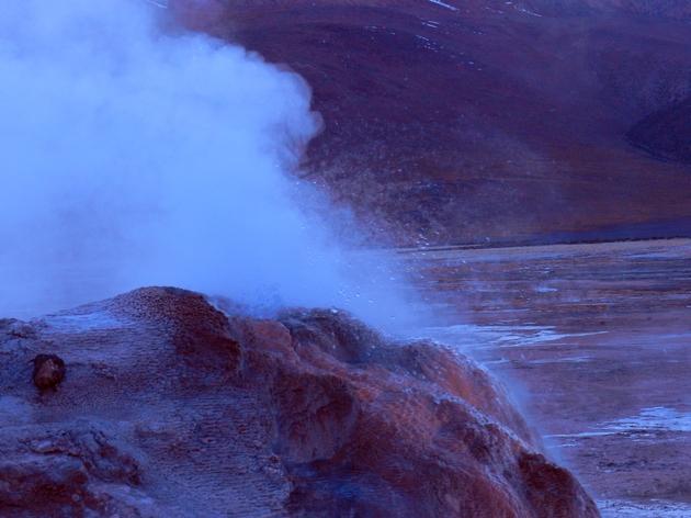 voyage chili, el tatio, geysers