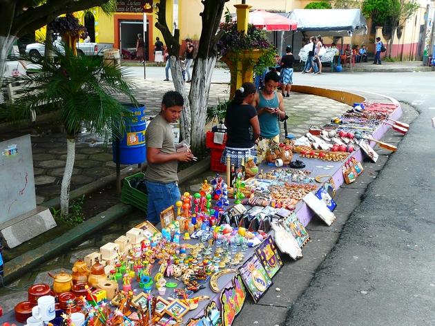voyage salvador, route des fleurs, juayua