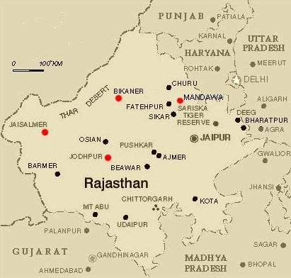 Sur Les Routes Du Rajasthan Quot Pays Des Rois Quot 1 2 Le