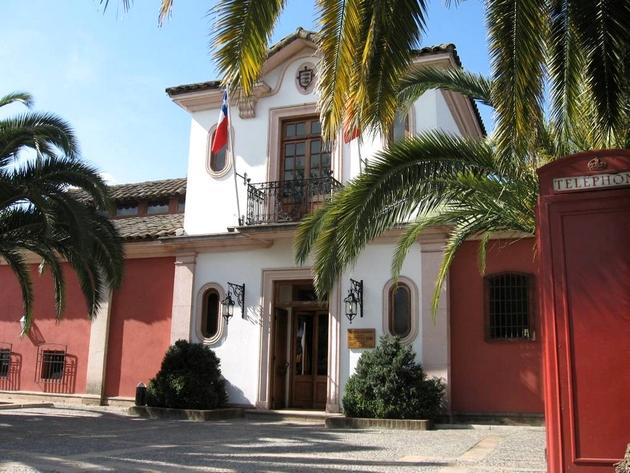 voyage chili, santa cruz, musée de colchagua