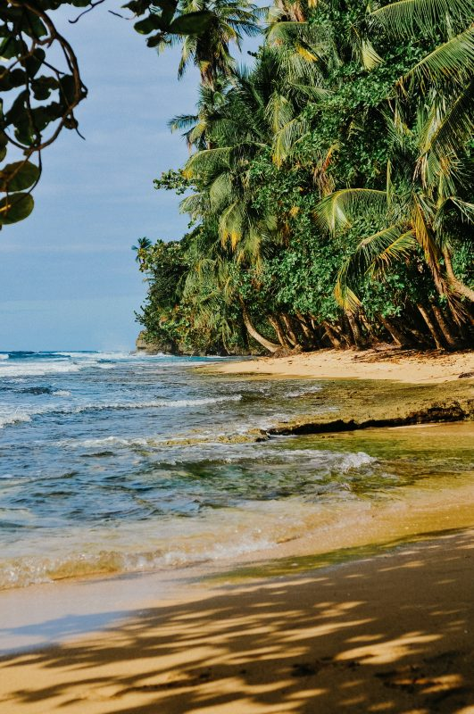 costa Rica Manzanillo lune de miel