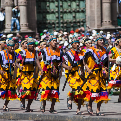 Fête du soleil Inti Raymi