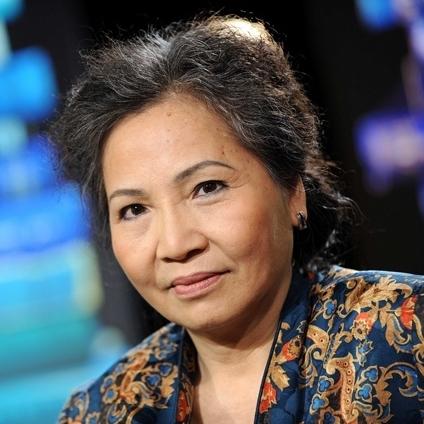 Duong Thu Huong, romancière vietnamienne