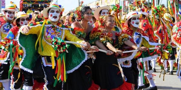 Découvrez le carnaval de Barranquilla, événement populaire majeur ...