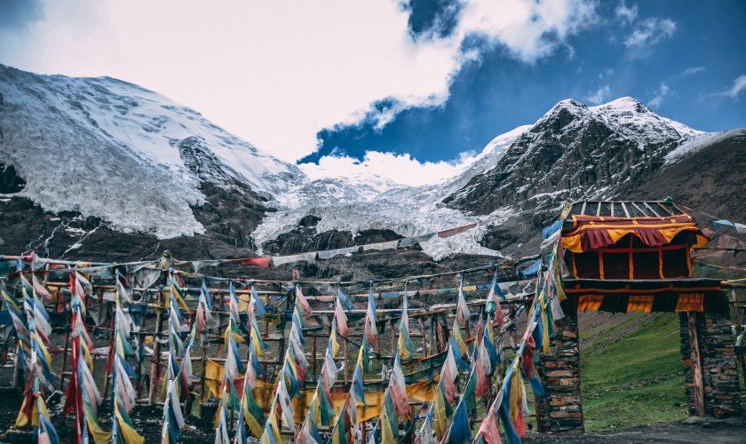 Tibet-voyage