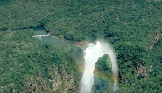 Parc National Kempff en Bolivie