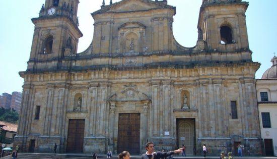 voyage-colombie-bogota-place-bolivar
