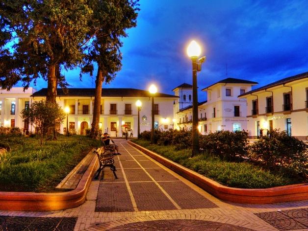 Voyage Colombie : visite de Popayan