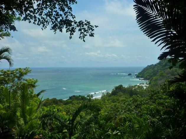 côte pacifique costa rica manuel antonio
