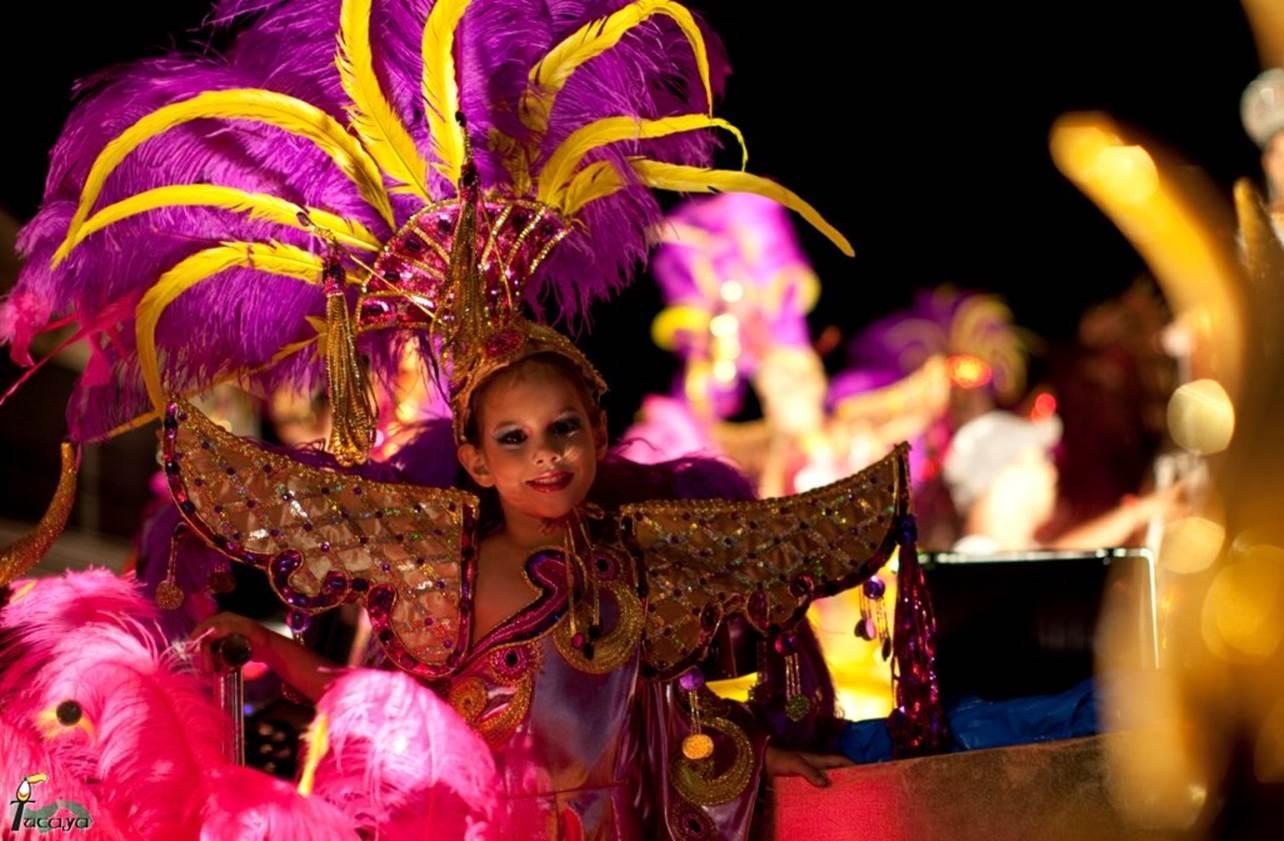 Carnaval las tablas