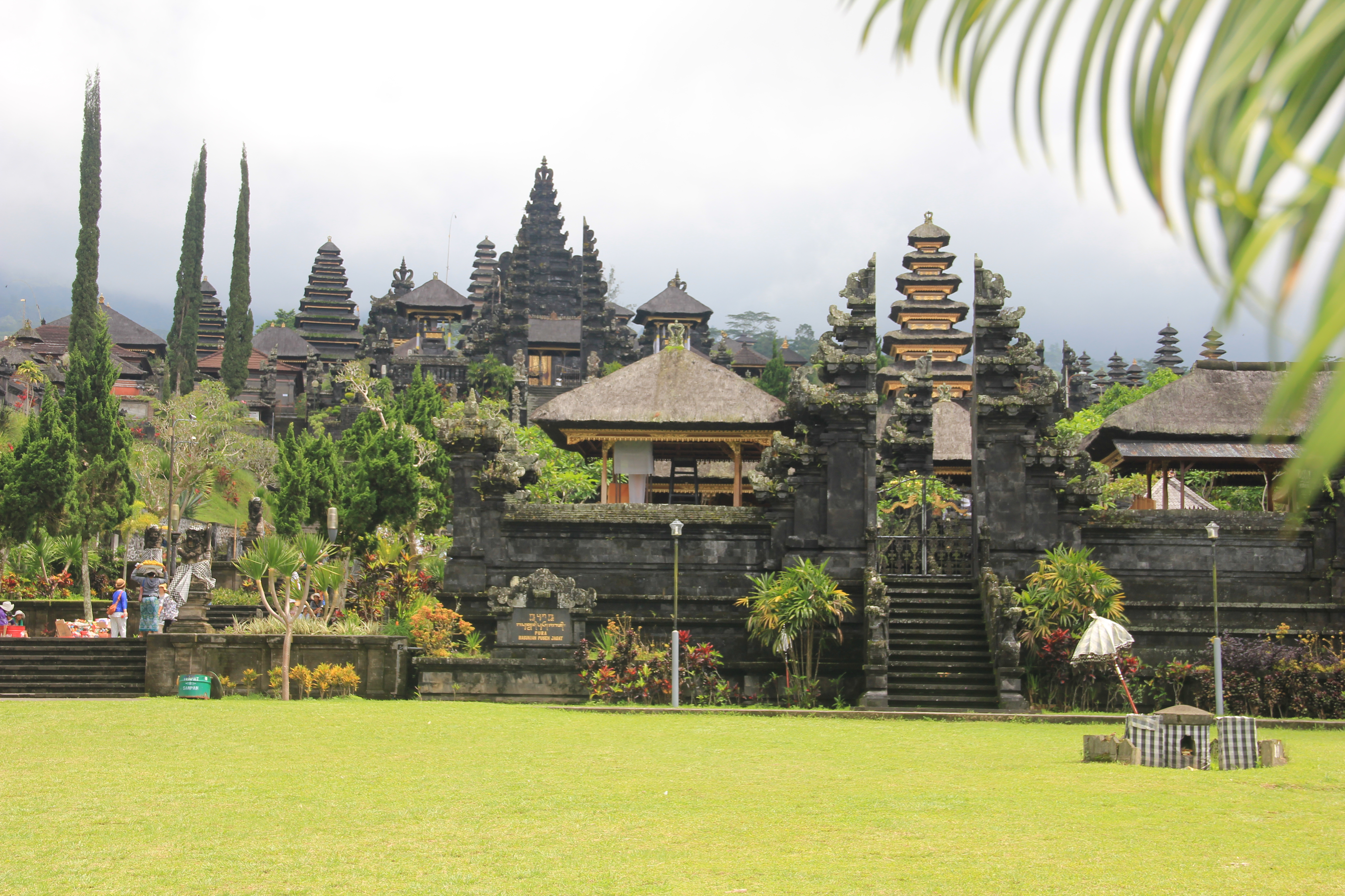 Temple Basakih à Bali