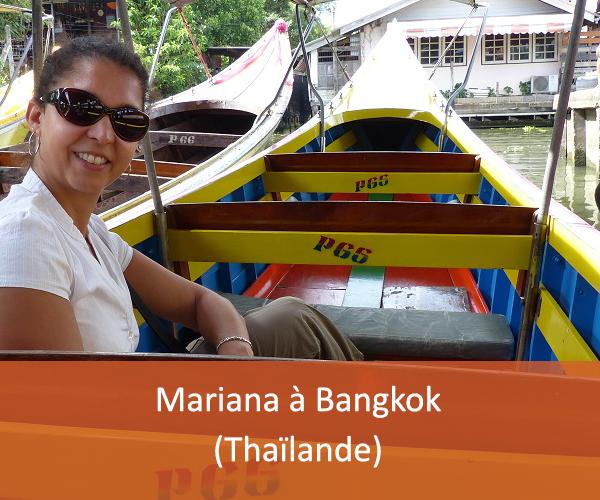 Carnet de Voyage Mariana