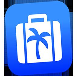 Appli smartphone préparer sa valise