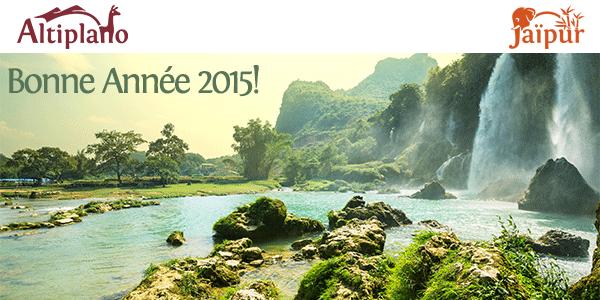 Newsletter – Janvier 2015