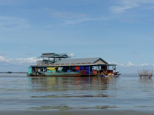 Fleuve Tonlé Sap - Mariana