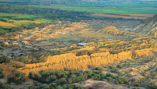 Site archéologique de Tucume