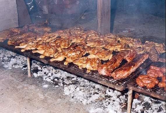 Argentine, côté cuisine…