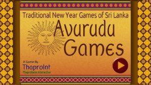L'annonce des jeux traditionnels du Nouvel An au Sri Lanka