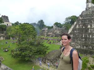 Visite du site maya de Tikal