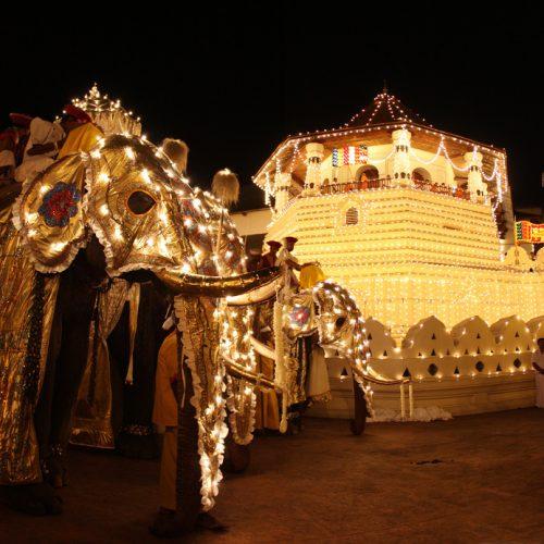 Esala perahera – Kandy