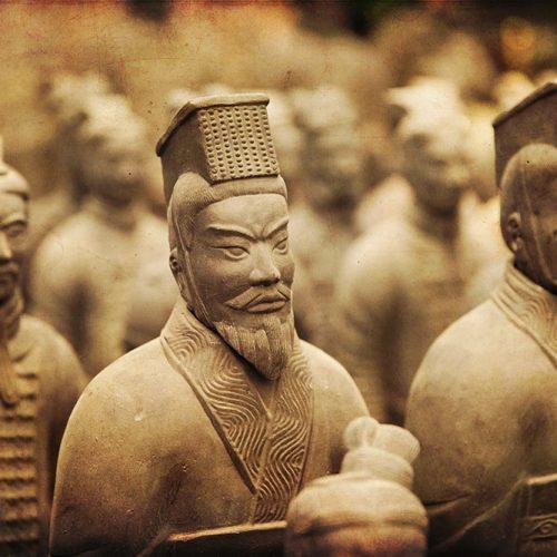 Chinese terracotta army – Xian