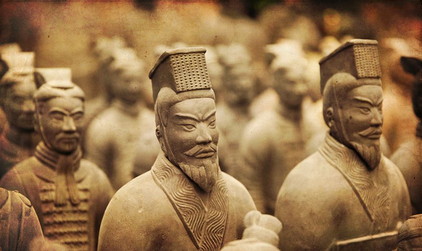 Chinese terracotta army – Xian