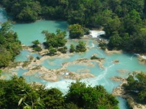 Les cascades de Causas Verdes