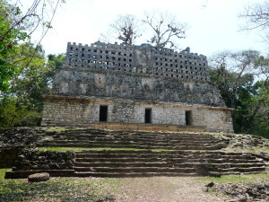 Cité maya de Yaxchilan