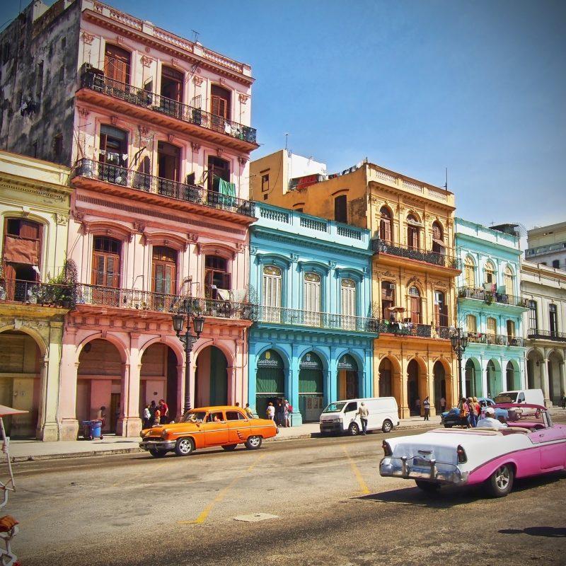 Quartier à la Havane