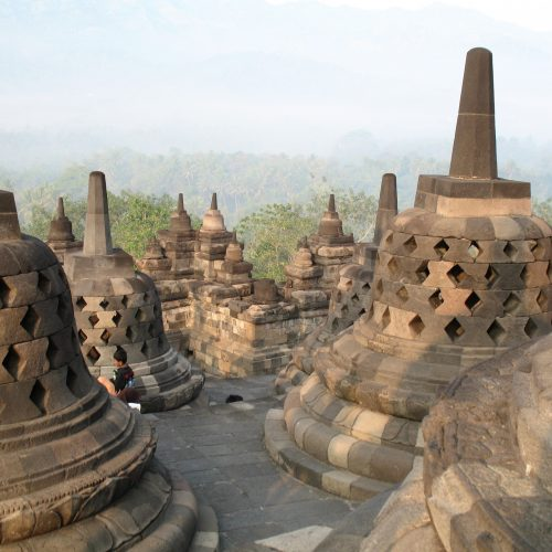Borobudur – Jogyakarta – Sev