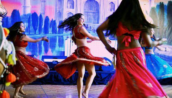 Danceuses indiennes