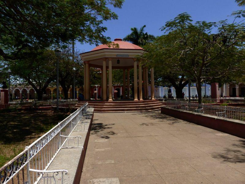 Place de Remedios Cuba