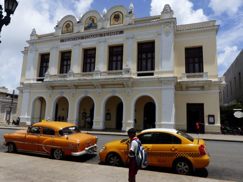 Théâtre Tomas Terry - Cienfuegos