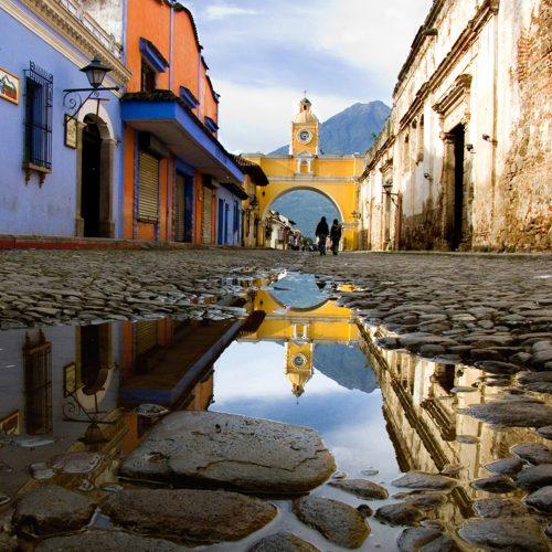 Arco de Santa Catalina,Cristian Monterroso