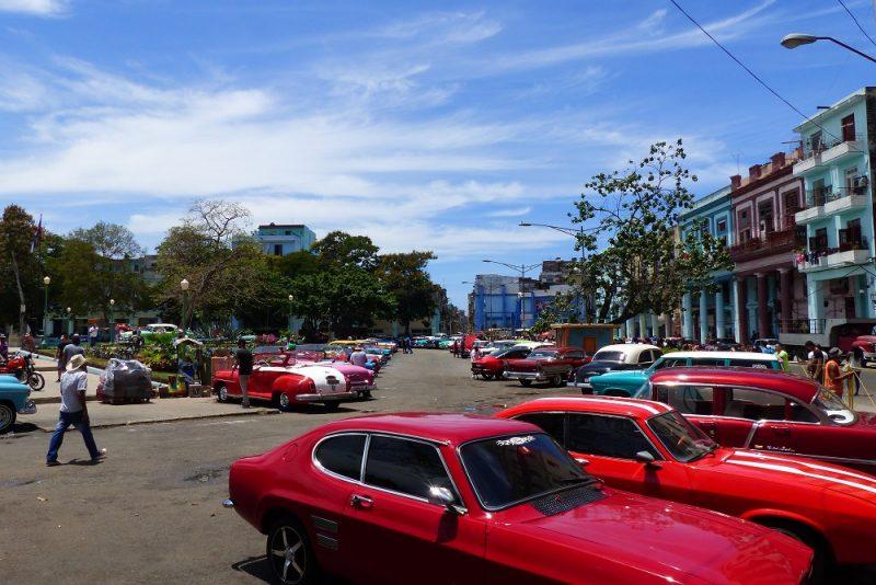 Voitures américaines -Cuba
