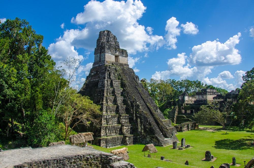 Ruines de Tikal