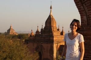 Marie, spécialiste de la Birmanie, de la Bolivie, de l'Equateur et du Pérou